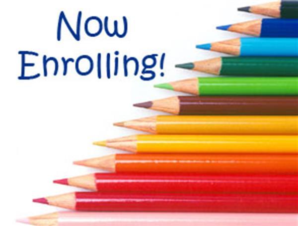Now enrolling for September 22